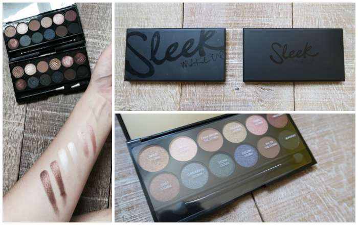 NEW IN: Sleek – 'Storm' palette