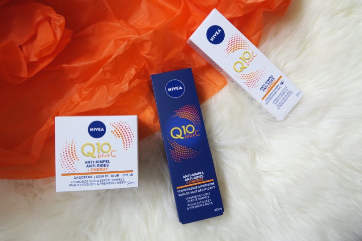 TRIED & TESTED: Nivea Q10 pluc C