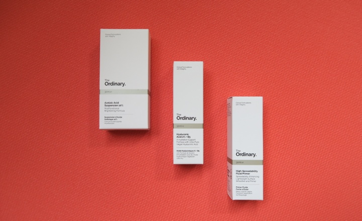 BRAND FOCUS: The Ordinary
