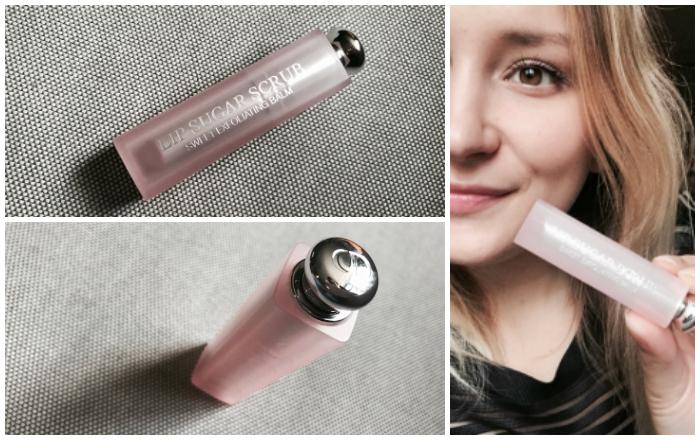 FRIDAY FAVOURITE: Lip Sugar Scrub –Dior