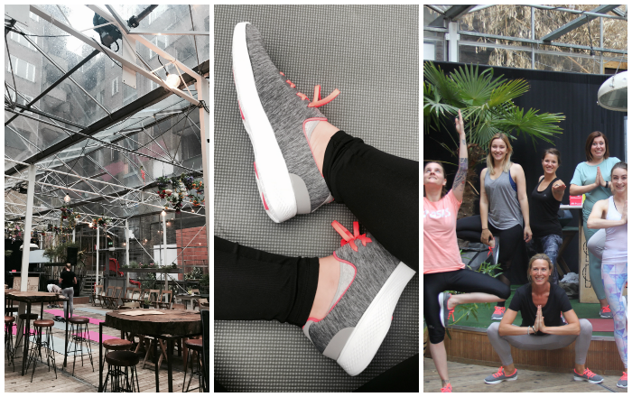 EVENT: de GOwalk4 van Skechers is the new kid in town