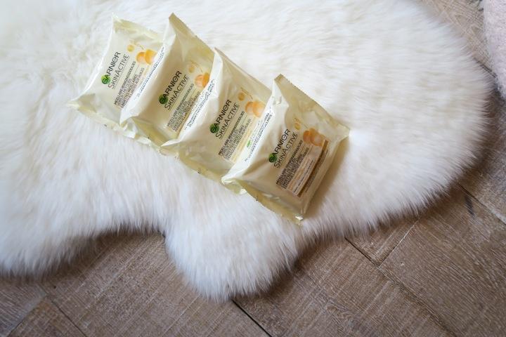 FRIDAY FAVOURITE: Garnier – Skin Active Micellaire Reinigingsdoekjes