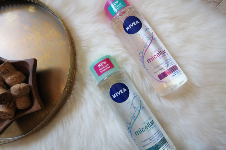 TRIED & TESTED: Nivea Micellar Shampoos