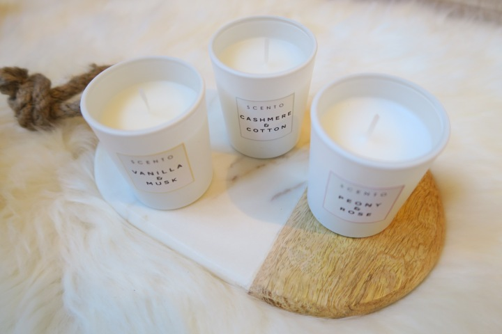 FRIDAY FAVOURITE: Scento – Aromatic Candles