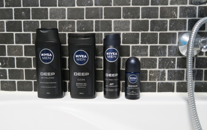 TRIED & TESTED: Nivea Men – Deep