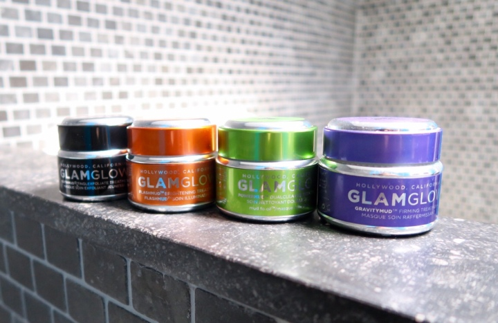 MASK MONDAY: GlamGlow's treatments