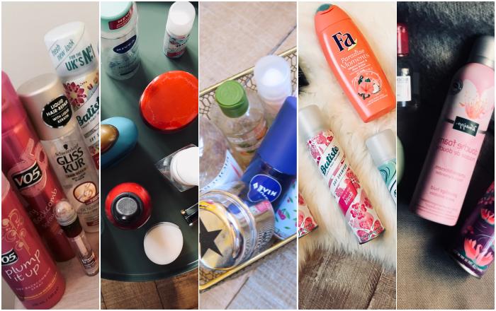 OPGEMAAKT: alle beautyproducten die ik gedurende één jaaropgebruikte