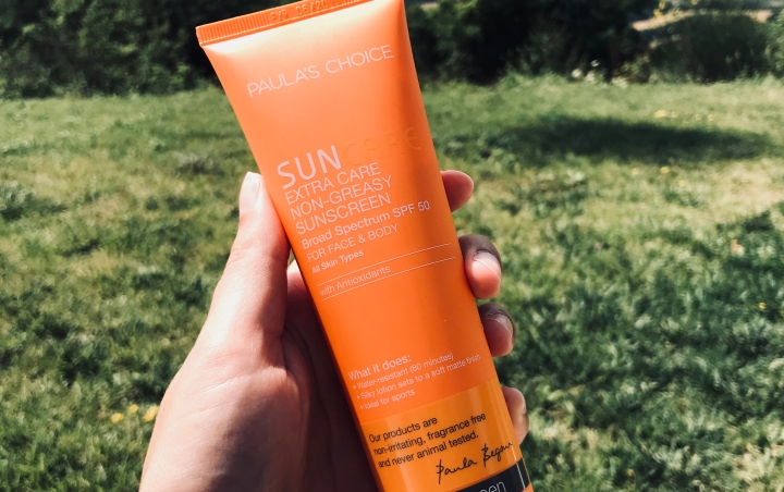 TRIED & TESTED: Paula's Choice – Sun Care Extra Care Non-Greasy Sunscreen SPF 50