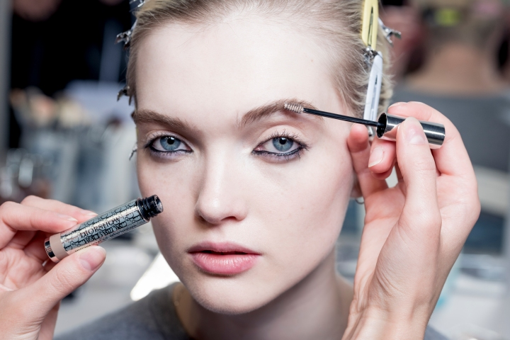 NEW IN BEAUTY: de backstage beauty van Dior SS18