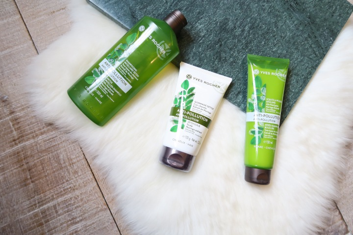 TRIED & TESTED: Yves Rocher – Anti-Pollution Haircare