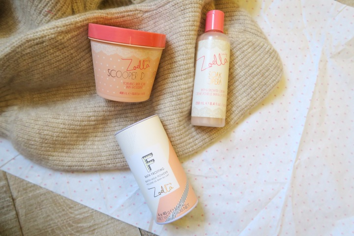 Zoella Beauty | Bath Products | Shower Products | Foam | Soak | Beauty Review | himartine.com