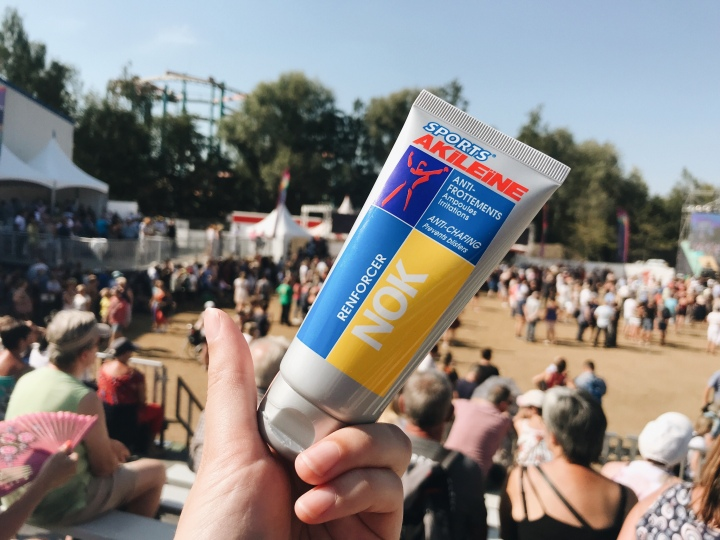TRIED & TESTED: Akileïne – Sport NOK Anti-Chafing Cream