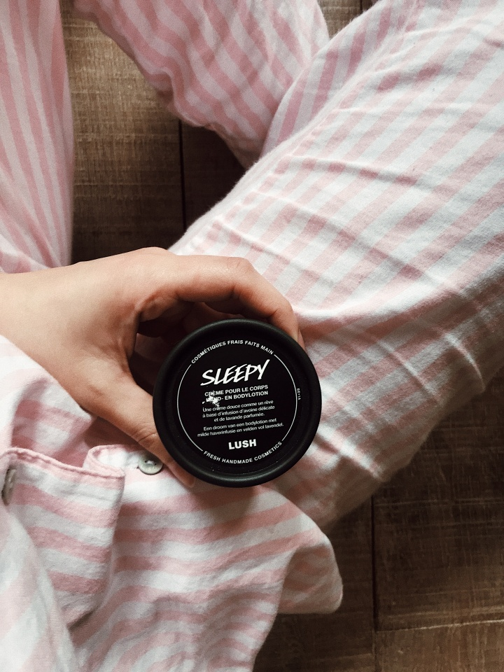 FRIDAY FAVOURITE: Lush – Sleepy Body Lotion