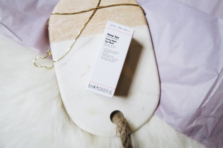 Primark x Alex Steinherr Sleep Spa Every Night Eye Mask | Beauty Review | himartine.com