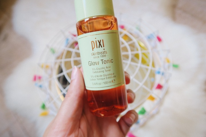 Pixi Glow Tonic | Beauty Review | himartine.com