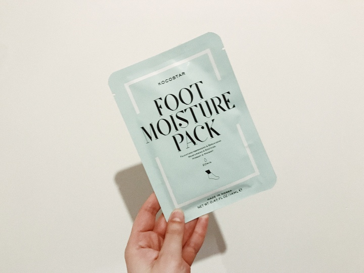 TRIED & TESTED: Kocostar – Foot Moisture Pack