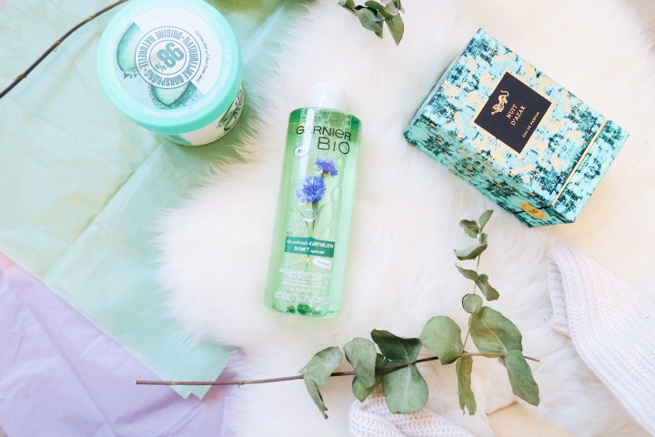 TRIED & TESTED: Garnier – Organic Cornflower Micellar Cleansing Water